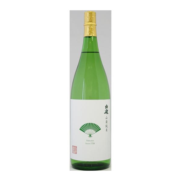 白扇 山廃純米(扇)