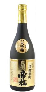 帝松 山田錦38%精白 特逸品 大吟醸