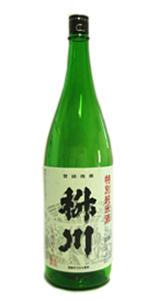 桝川 純米酒
