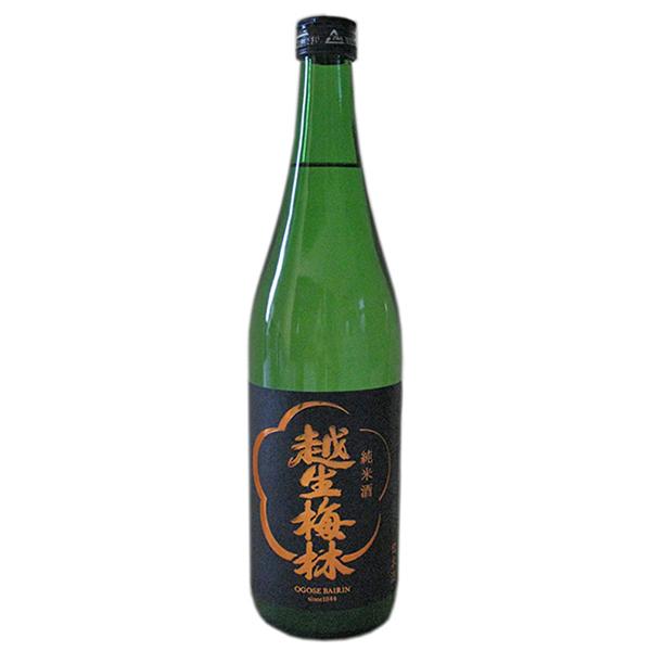 越生梅林 純米酒