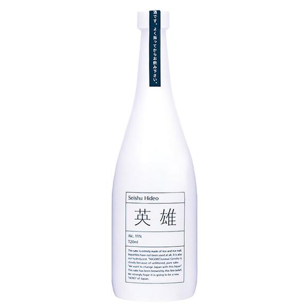 純米にごり原酒 英雄-hideo-