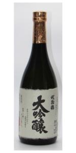 武蔵鶴 大吟醸